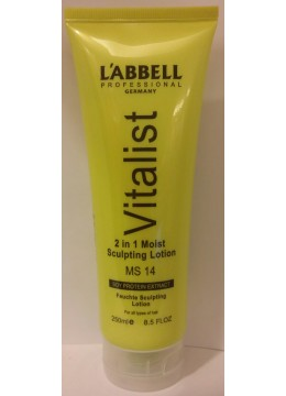 L'ABBELL 2 IN 1 MOIST SCULPTING LOTION-250ML