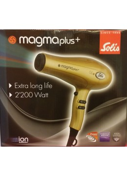 MAGMA PLUS HAIR DRYER