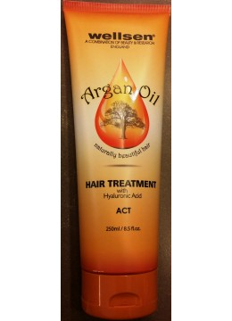 WELLSEN ARGAN OIL HAIR TRT-250ML
