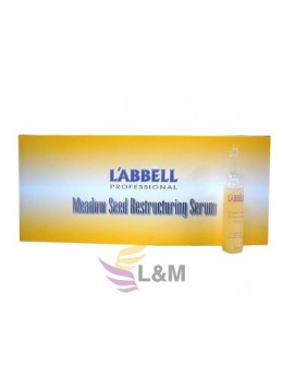 L'ABBELL MEADOW SEED RESTRUCTURING SERUM AMPOULE-12ML X 12