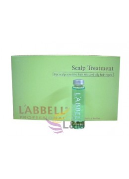 L'ABBELL SCALP TREATMENT-10ML X 6
