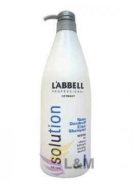 L'ABBELL SOLUTION NANO DANDRUFF SHAMPOO-1000ML