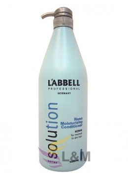 L'ABBELL SOLUTION NANO MOISTURIZING CONDITIONER-1000ML
